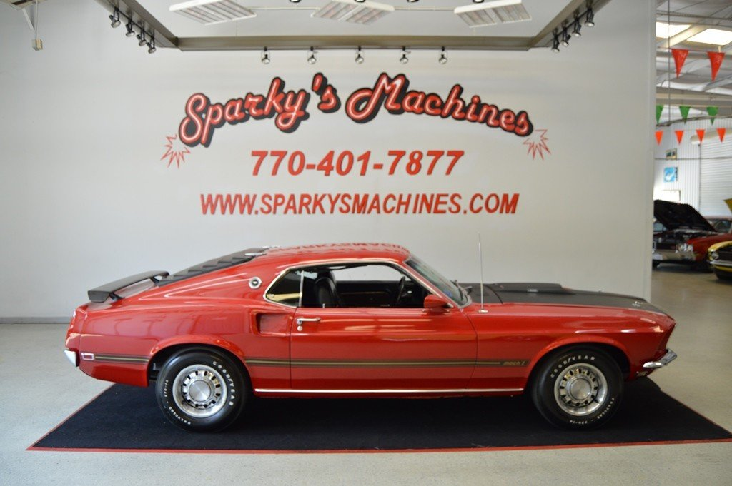 1969 Ford Mustang for sale 100893596 & Ford Mustang Classics for Sale - Classics on Autotrader markmcfarlin.com
