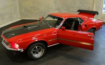 1969 Ford Mustang Mach 1 Coupe for sale 100951091