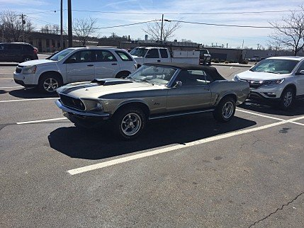 1969 Ford Mustang Convertible for sale 100971013