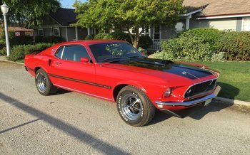 1969 Ford Mustang Mach 1 Coupe for sale 100984931