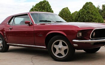 1969 Ford Mustang Coupe for sale 101000952