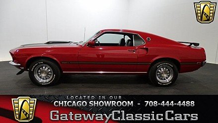 1969 ford mustang for sale 100843807