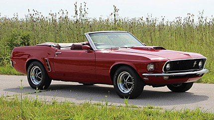 1969 ford mustang for sale 100891269