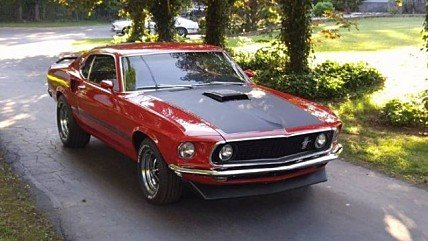 1969 Ford Mustang for sale 100898437