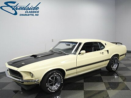 1969 Ford Mustang for sale 100915531