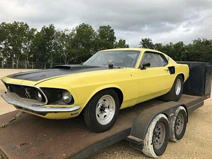 1969 Ford Mustang Fastback for sale 100927193