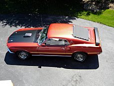 1969 Ford Mustang Mach 1 Coupe for sale 100979892