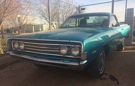 1969 Ford Ranchero for sale 100855172
