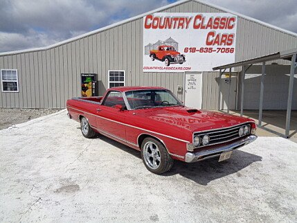 1969 Ford Ranchero for sale 100974338
