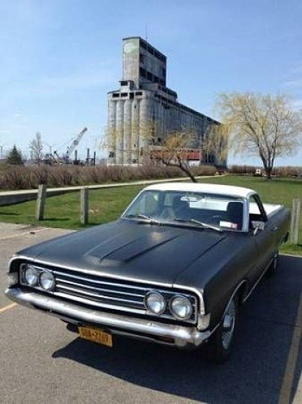 1969 Ford Ranchero for sale 100825496