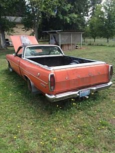 1969 Ford Ranchero for sale 100839779