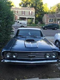 1969 Ford Ranchero for sale 100846199