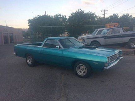 1969 Ford Ranchero for sale 100952067