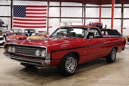 1969 Ford Ranchero for sale 100998600