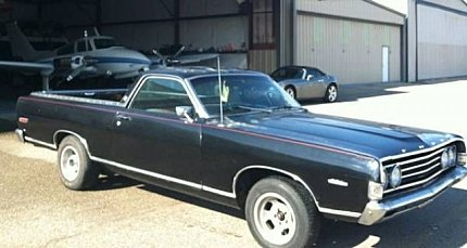 1969 Ford Ranchero for sale 101023735