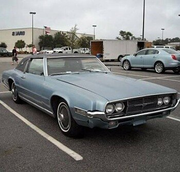 1969 Ford Thunderbird for sale 100824919