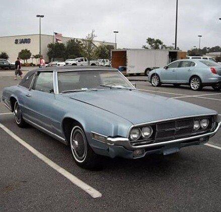 1969 Ford Thunderbird for sale 100824919