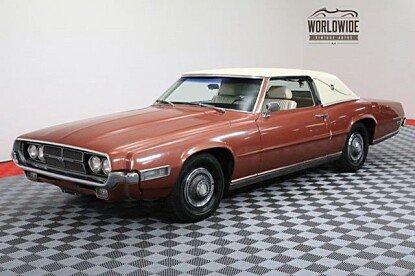 1969 Ford Thunderbird for sale 100884810