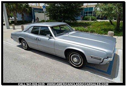 1969 Ford Thunderbird for sale 101017612