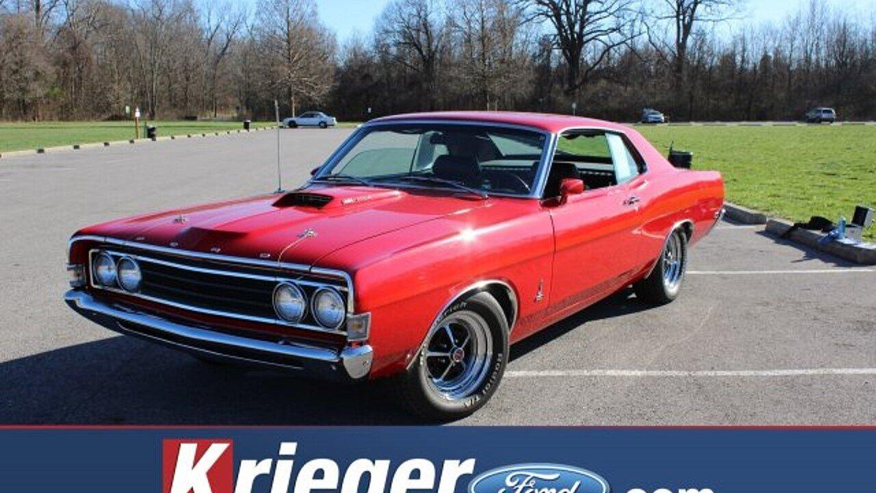1969 Ford Torino for sale near Columbus, Ohio 43229 - Classics on ...