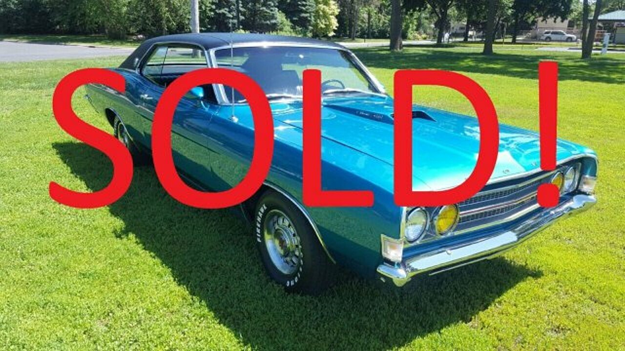 1969 Ford Torino for sale near Annandale, Minnesota 55302 ...