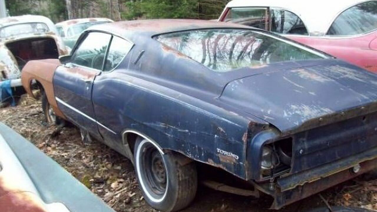 1969 Ford Torino for sale 100915499