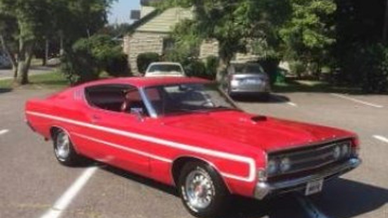 1969 Ford Torino for sale 100928388