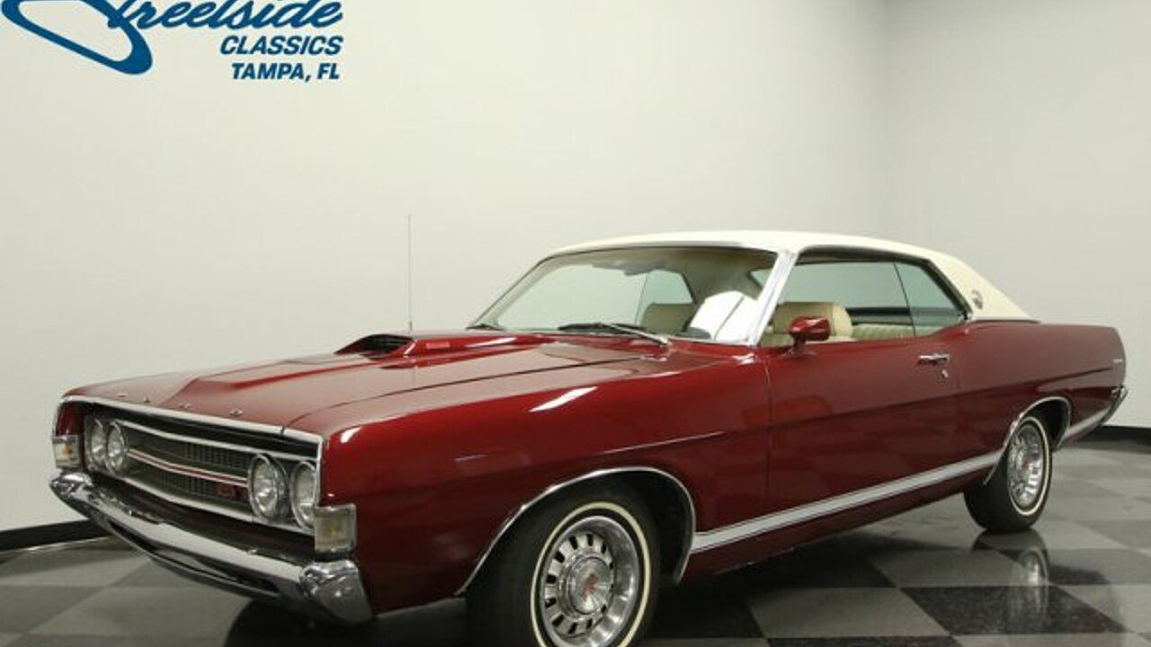 1969 Ford Torino for sale near Lutz, Florida 33559 - Classics on ...