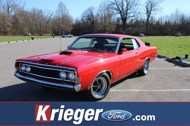 1969 Ford Torino for sale 100795897 & Krieger Ford - Classic Car dealer in Columbus Ohio - Classics on ... markmcfarlin.com