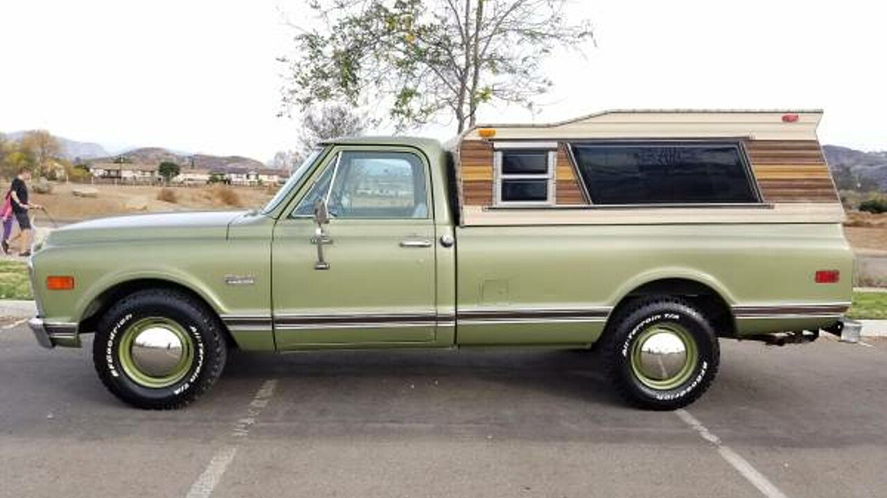 1969 GMC C/K 2500 for sale 100945419
