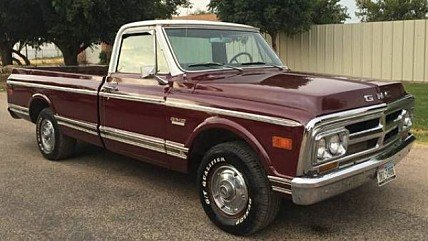 1969 GMC Pickup for sale 100875065
