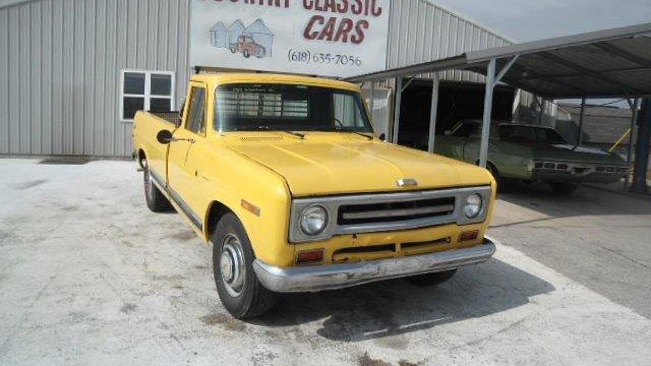 International Harvester Pickup Classics for Sale - Classics on ...