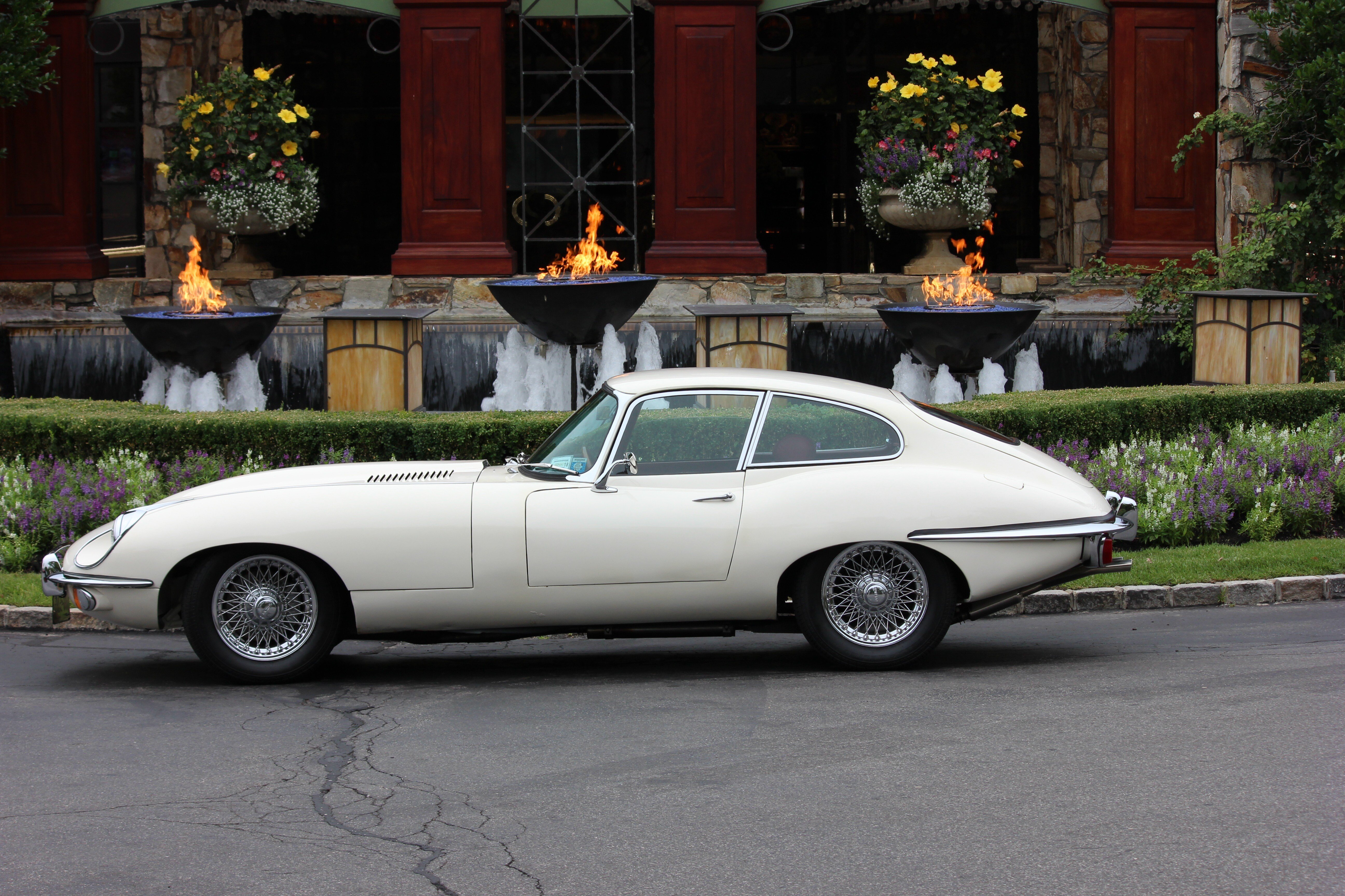 1969 xke jaguar