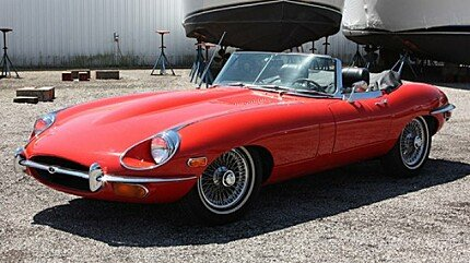 1969 Jaguar E-Type for sale 100891261