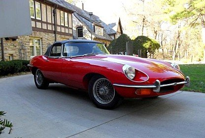 1969 Jaguar XK-E for sale 100954242