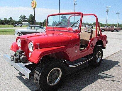 1969 Jeep CJ-5 for sale 100741384