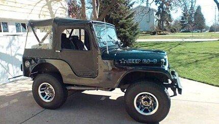 1969 Jeep CJ-5 for sale 100886540