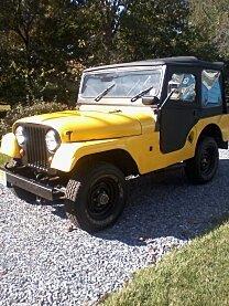 1969 Jeep CJ-5 for sale 100925118