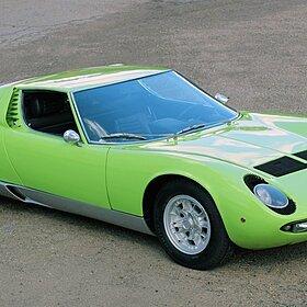 1969 Lamborghini Miura for sale 100748046