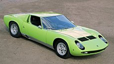 1969 Lamborghini Miura for sale 100795704