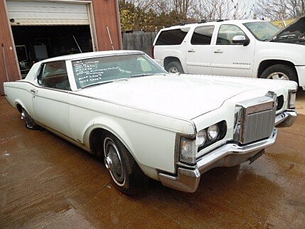 1969 Lincoln Continental for sale 100290507