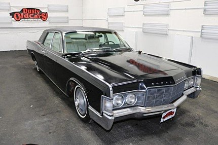 1969 Lincoln Continental for sale 100834397