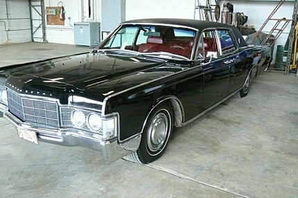 1969 Lincoln Continental for sale 100839602