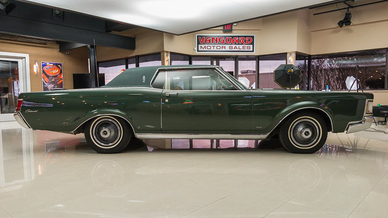 1969 Lincoln Continental for sale near Plymouth, Michigan 48170 ...