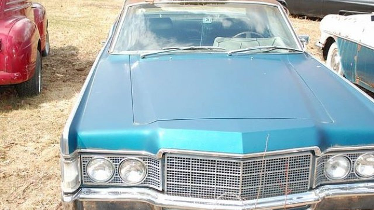 1969 Lincoln Continental for sale 100892559