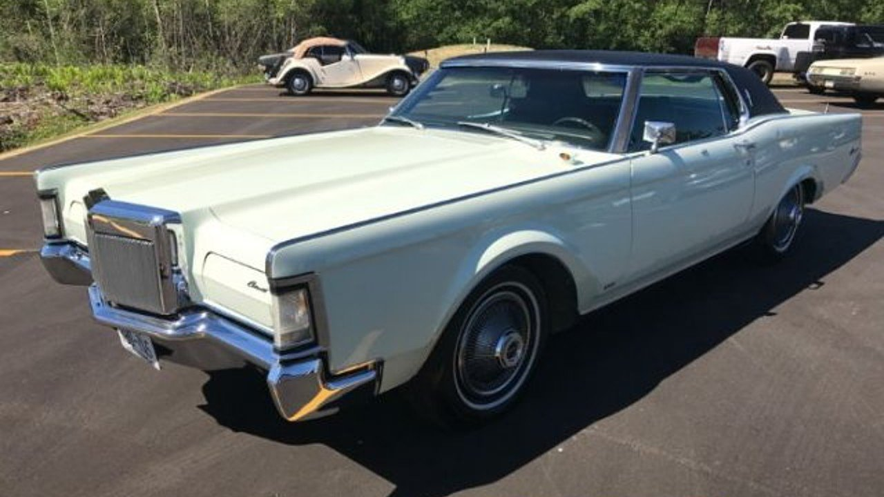 1969 Lincoln Continental for sale near Cadillac, Michigan 49601 ...