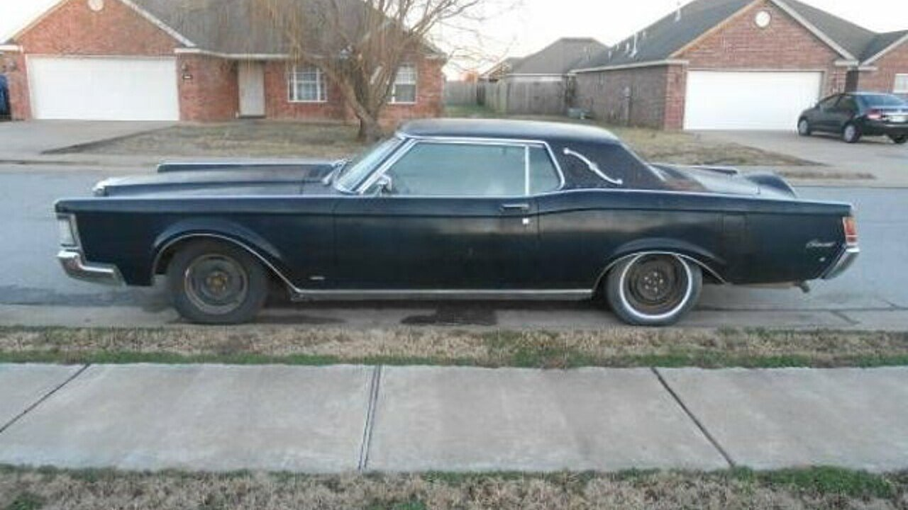 1969 Lincoln Continental for sale 100966194