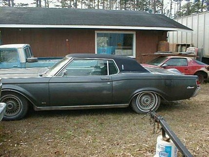 1969 Lincoln Continental for sale 100825190