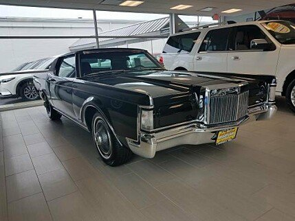 1969 Lincoln Continental for sale 100881659