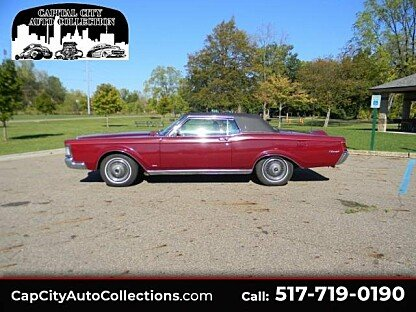 1969 Lincoln Continental for sale 100913548